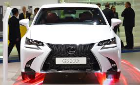 lexus v8 gs lexus gs reviews lexus gs price photos and specs car and driver
