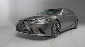 lexus es 2018 2018 lexus ls has a livelier look and new twin turbo v6 autoblog