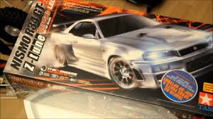 nissan skyline in pakistan rc hobby futaba 3pl and tamiya skyline tt 01d nismo gtr 34 kit