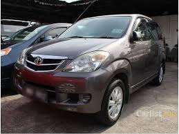 New Avanza Interior Toyota Avanza 2008 1 3 In Selangor Manual Mpv Grey For Rm 27 800
