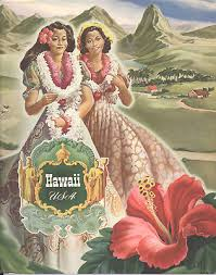 hawaii travel bureau hawaii usa hawaii tourist bureau travel booklet 1942 no mention