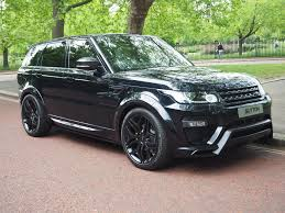 range rover custom wheels range rover sport v6 s c sutton edition car dealerships uk new