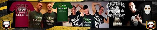 Bad Influence Bad Influence Breaking Bad T Shirt Sons Of Wrestling