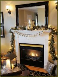 contemporary fireplace mantels home design ideas