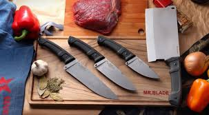 tactical kitchen knives mrblade com knives and accessoriestactical kitchen