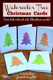 card templates cinnamon stick christmas tree ornaments tutorial