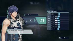 fire emblem awakening leveling guide fire emblem warriors hands on preview u2013 tired old hack