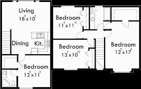 corner lot duplex plans duplex house plans corner lot duplex house plans d 416 corner lot