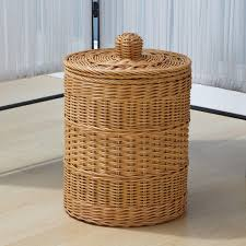 Bathroom Waste Basket by 10