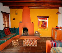 Home Interiors Mexico by 5 Simple Ideas For Mexican Style Interiors Home Harmonizing