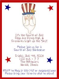 4th of july invitations theruntime