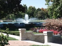 Botanical Gardens Fort Wayne In Lakeside Pond Picture Of Lakeside Park Garden Fort Wayne