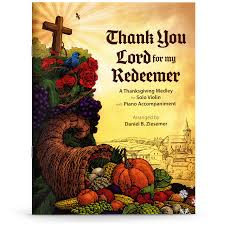 thank you thanksgiving iblp online store thank you lord for my redeemer