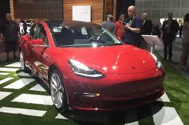 tesla model 3 confirmed with 310 mile range in us autocar