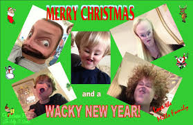 our wacky christmas card idea kitchen fun sons dma homes 53844
