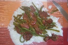 cuisiner les haricots verts recette de sauté de bœuf et haricots verts la recette facile