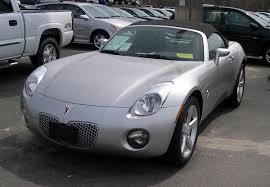 pontiac sports car gm kappa platform wikipedia