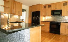 lighting gratify small kitchen light or dark cabinets lovable