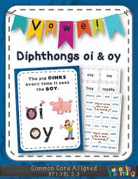 have fun learning about vowel diphthongs oi u0026 oy with a visually