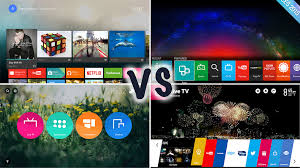chrome os vs android android tv vs samsung tizen vs firefox os vs lg webos what s the