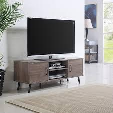Mid Century Corner Cabinet Amazon Com Mid Century Modern Tv Stand Ash Kitchen U0026 Dining