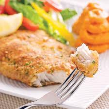 filets de poisson en croûte citronnée recettes cuisine et