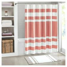 Gold Striped Curtains And Brown Curtains Black And Brown Shower Curtain