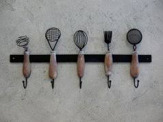 accroche torchons cuisine fête des mères décorez la cuisine de votre maman avec les objets
