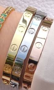 love bracelet rose images Cartier love bracelet yellow or rose gold on the hunt jpeg