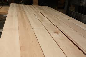 wide plank maple flooring water s edge woods