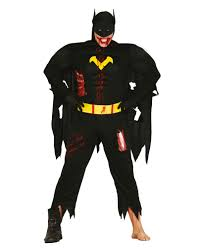 Undead Halloween Costumes Zombie Superhero Disguise Undead Hero Tattered Clothes