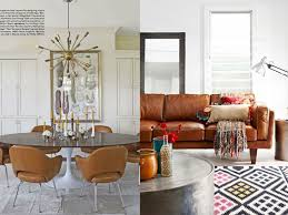 Camel Leather Sofa by Camel Colored Sofas And Decorating Ideas Modern Look Living Room