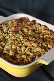 cornbread and bacon dressing recipe popsugar food