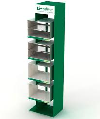 plastic display rack for shops mastic spa the stand company