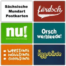 lustige postkarten spr che sächsische mundart postkarten freche und lustige sprüche