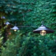 Apple String Lights by Outdoor Lights Lights4fun Co Uk