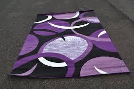 rugs ideal living room rugs purple rugs on purple and black area