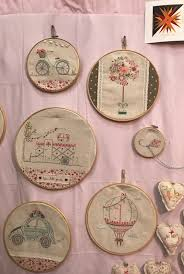 Kitchen Embroidery Designs Pieced Brain French Brazilian Embroidery
