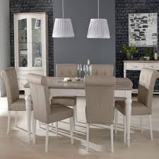Dining Room White Chairs by Kitchen Magnificent Dining Table Chairs Round Wood Dining Table