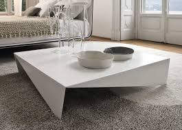 White Tables For Living Room Contemporary Square Coffee Table All Contemporary Design