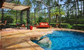 Florida Backyard Ideas Stunning Backyard Designs With Pool And Outdoor Kitchen