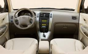 hyundai tucson 2 0 2005 auto images and specification