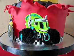 grave digger monster truck cake delectable cakes
