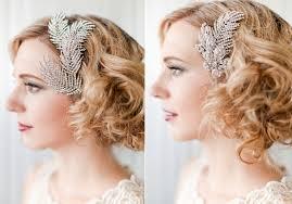 vintage bridal hair wedding hair combs medium hair styles ideas 44322