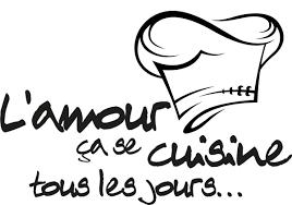amour et cuisine stickers cuisine design sticker recette crpes sticker recette crpes