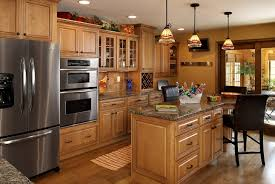 Pictures Of Kitchens With Maple Cabinets Kitchens Great Northern Cabinetry
