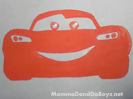 disney cars movie lightning mcqueen large stencils roommates land of the giants lightning mcqueen stencil