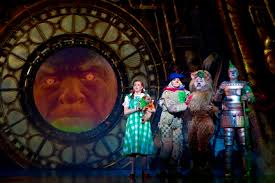 Oz Curtain Follow Yellow Brick Road To Oz As It Takes Best From Film Adds