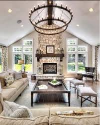 Breathtaking Rustic Chic Living Rooms That You Must See Houzz - Interior home design ideas pictures