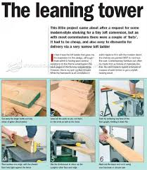Leaning Ladder Shelf Plans Ladder Shelving Plans U2022 Woodarchivist